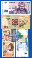 Kazakhstan  5  Billets - Kazakhstan