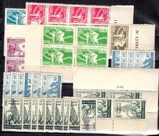 Colonies Générales YT N° 60/64 (4), N° 66 (10) Et PA N° 1 (15) Neufs ** MNH. TB. A Saisir! - France (ex-colonies & Protectorats)