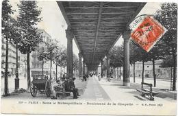 PARIS : BOULEVARD DE LA CHAPELLE - Other