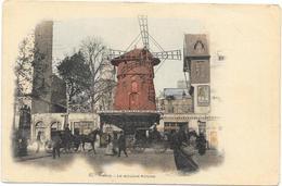 PARIS : LE MOULIN ROUGE - Other