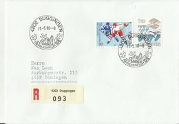 CH R -CV 1990 4202 - Schweiz