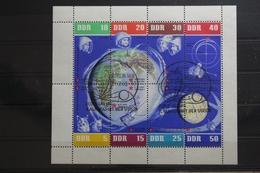 DDR 926-933 Gestempelt Als Kleinbogen Weltraum Raumfahrt #TZ969 - [6] Repubblica Democratica