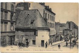 PARIS : VIEUX MONTMARTRE - France