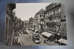 B423 Freiburg Im Breisgau Historische Metz Aufnahme 1908 Tram Tramway Repro - Freiburg I. Br.