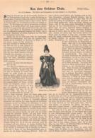 513 Gröden St. Christina St. Ulrich Dolomiten Artikel Mit 9 Bildern 1900 !! - Italy
