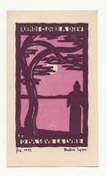O Ma Soeur La Lune, Saint François D'Assise, Par Fra Nodet, 1932, éd. Audin, Scout, Soutisme - Images Religieuses