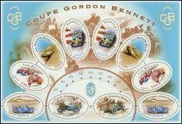 BF86** Coupe Gordon Bennett. - Blocs & Feuillets