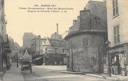 PARIS : MONTMARTRE - RUE DU MONT CENIS - Other