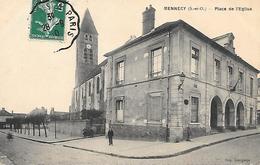 91    Mennecy       Place De L'église - Mennecy