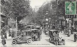 PARIS : LE BOULEVARD DE LA MADELEINE - Other