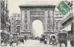 PARIS : PORTE SAINT DENIS - Other