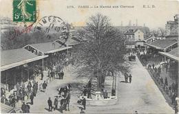 PARIS : LE MARCHE AUX CHEVAUX - Other