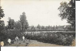 Breuvanne - Tintigny - Photo Carte - EPREUVE - Cimetière Militaire - Franco-Allemand - 2 Scans - Tintigny