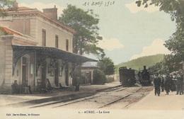 AUREC - La Gare - France