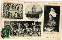CPA Ancienne Eglise De VIMOUTIERS Demolie (195208) - Vimoutiers