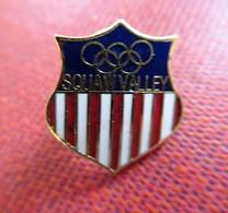 Squawvalley - Olympische Spelen