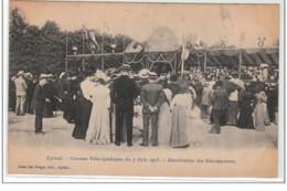 EPINAL : Courses Vélocipédiques Du 7 Juin 1903 - Distribution Des Récompenses - Très Bon état - France