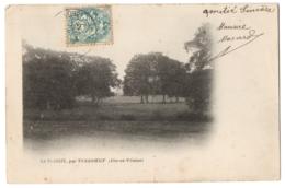 CPA 35 - TRESBOEUF (Ille Et Vilaine) - LE PLESSIX Par Tresboeuf - Dos Non Divisé - France