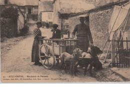 AULT ONIVAL : Marchands De Poissons - Attelage De Chiens - Très Bon état - Francia