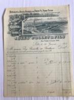 Spécialité De Toiles A Blouses & De Chaine Fil, TRame Coton - Jules Pollet & Fils - Lille 1902 - 1900 – 1949