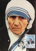 54252 San Marino, Maximum 1996, Madre Teresa Di Calcutta, Mother Theres Of Calcutta, Nobel Prize, Prix Nobel - Nobelpreisträger