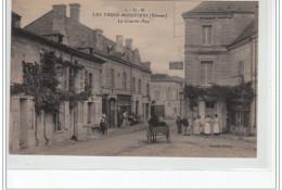 LES TROIS MOUTIERS - La Grande Rue - Très Bon état - Les Trois Moutiers