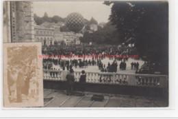 LAVAL : Carte Photo Du Ballon Rond En 1927 (une Petite Photo Est Collée Sur Charnière à Gauche Du Recto)- Très Bon état - Laval