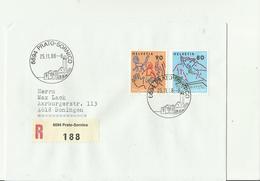 CH R-CV 1988 6694 - Schweiz