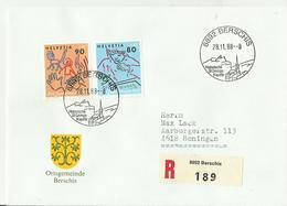 CH R-CV 1988  8892 - Schweiz