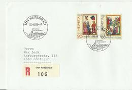 CH R-CV 1988 1714 - Schweiz