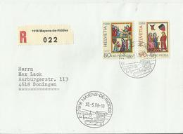 CH R-CV 1988 1918 - Schweiz