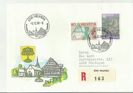 CH R-CV 1988 6345 - Schweiz