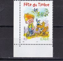 FRANCE 2002 :  NEUF**  LUXE   Y/T  N° 3467a - Nuovi