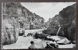 Carte Vierge  Quinson  -  Le Barrage - Autres Communes
