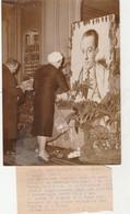 - PHOTO Du 1er Anniversaire De La Mort D'Albert  CAMUS Le 15 Janvier 1961  - 022 - Famous People