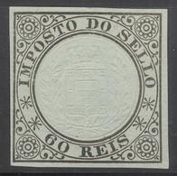 Timbre Fiscal 60 Réis Portugal Errinophilie TBE - Fiscaux