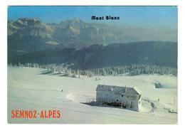 74 Vers Annecy SEMNOZ ALPES 1700 Centre De Ski De Fond A. Couttet Ancien Champion - Annecy