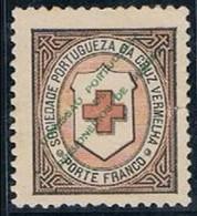 Portugal, 1916, # 2 , Porte Franco, MNG - Nuevos