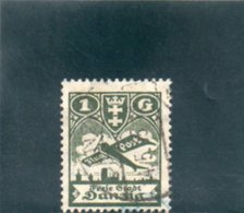DANTZIG 1924 O - Danzig