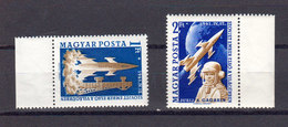 Hongrie 1961 Yvert 1429 / 1430 ** Neufs Sans Charniere - Ungarn