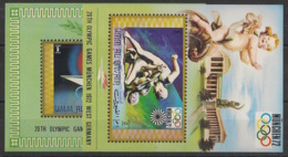 Umm-al-Qiwain - 1971 - N°Mi. Bloc 32 Et 33 - JO Munich 72 - Neuf Luxe ** / MNH / Postfrisch - Umm Al-Qaiwain