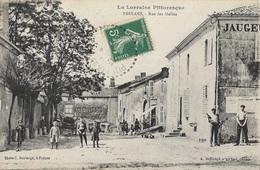 FROLOIS - Rue Des Halles - France