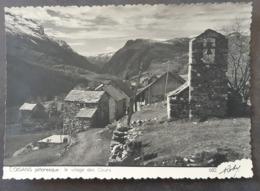 Carte Vierge - L'Oisans Pittoreque : Le Village Des Cours 682 - France