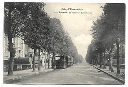 PARAME - Le Boulevard Rochebonne - TRAIN - Parame
