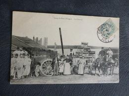 TRES TRES RARE   -  CAMP DE BOIS L'EVEQUE Près De TOUL - 20ème CORPS - Mme JEANNOT - CANTINIERE DU CAMP - Carte De 1906 - Personen