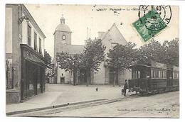 PARAME - La Vieille Eglise - TRAIN - Parame