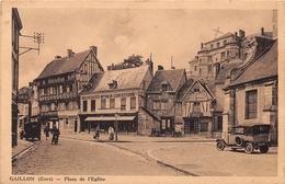 GAILLON - Place De L'Eglise - Other Municipalities