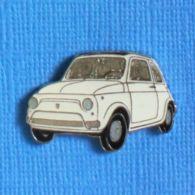 1 PIN'S //  ** FIAT 500 CITADINE ** - Fiat