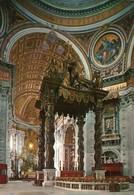 Basilica Di San Pietro - La Confessione (viaggiata, Spedita Da Terracina) - San Pietro
