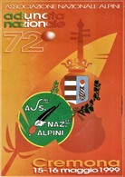 *ITALIA: RSL COM - 72^ ADUNATA NAZIONALE DEGLI ALPINI* - Scheda NUOVA (MINT) In Folder - Schede GSM, Prepagate & Ricariche